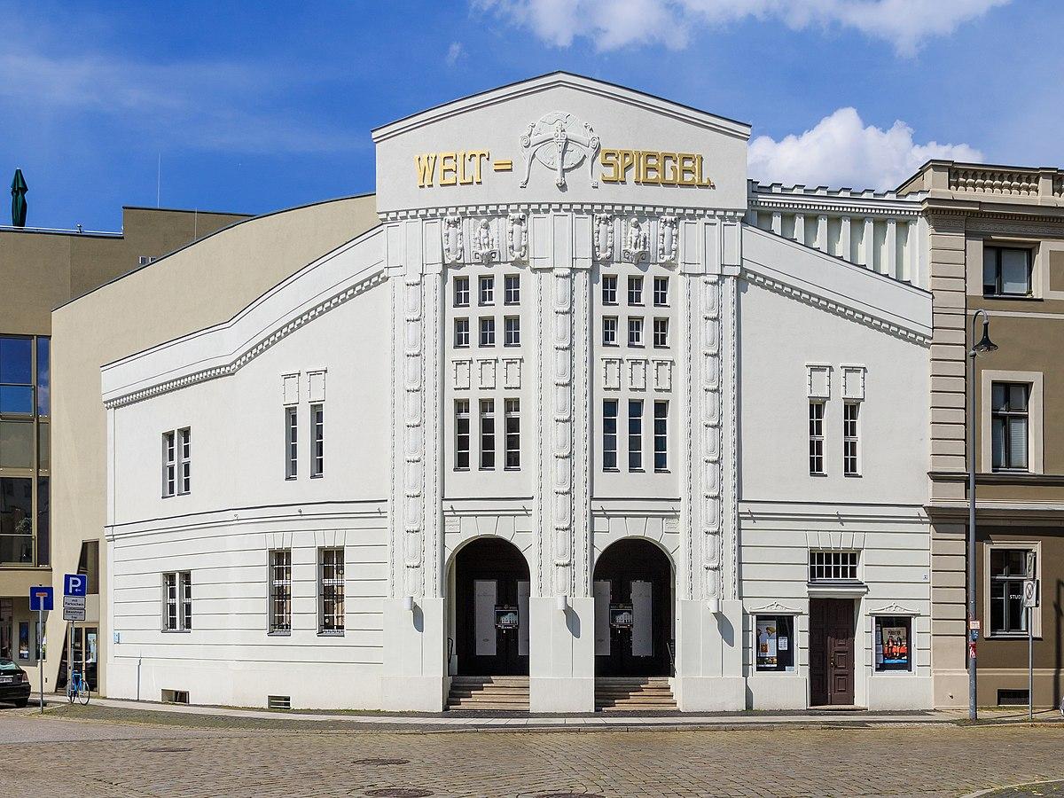 Weltspiegel Kino Cottbus