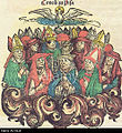 Council-of-pisa-1409-allegory-woodcut-AG1BJE.jpg