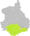 Courbehaye (Eure-et-Loir) dans son Arrondissement.png