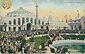 Court of Honor, Alaska-Yukon-Pacific-Exposition, Seattle, Washington, 1909 (AYP 932).jpg