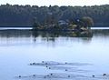 Cove on Wellesley Island in northwestern New York.jpg