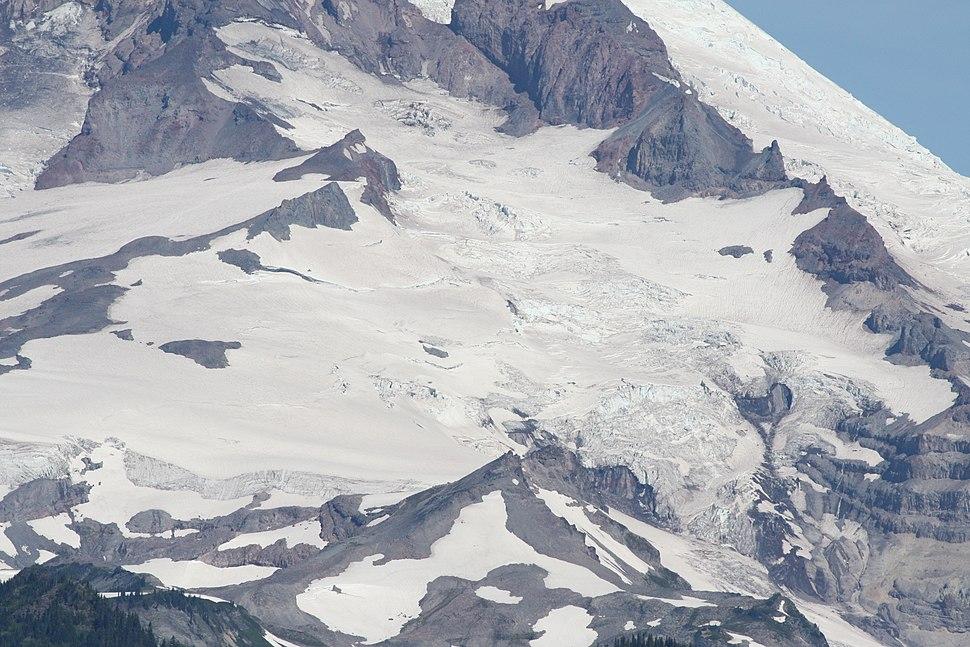 Cowlitz Glacier 0915