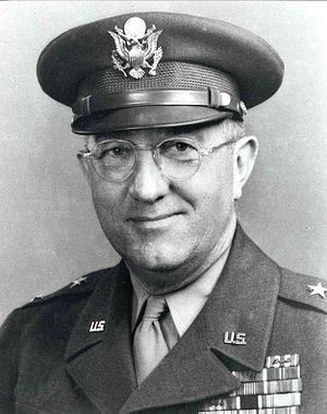 Kenneth F. Cramer - Major General Cramer as National Guard Bureau Chief, circa 1949