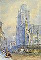 Creswick T. attr. - Watercolor - Townscape - 25x36cm.jpg