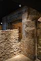 Cripta arqueològica de la presó de sant Vicent Màrtir, detalls.JPG