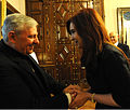Cristina Fernández con Adriano Bernardini.jpg