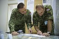 Croatian soldiers review data while participating in exercise Immediate Response 2013 in Zagreb, Croatia, Aug. 25, 2013 130825-A-WB953-087.jpg