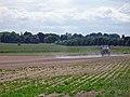 Crop Spraying near Alkborough - geograph.org.uk - 861290.jpg
