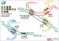 Cross-platform transfer in Taipei metro.png