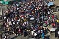 Crowds passing Shoupakou after Z66 (20180502074227).jpg