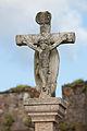 Cruceiro no castelo de San Carlos - Fisterra - Galicia.jpg