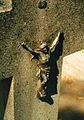 Crucifix, Witkowo, cemetery. 08.1995r.jpg