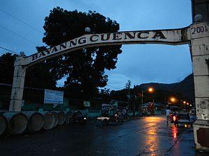 Cuenca, Batangas - Image: Cuenca Batangasjf 1803 10