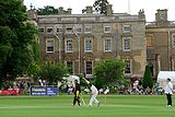 Culford Headmaster's XI v. Lashings World XI, 2007