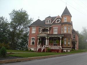 Curwensville, Pennsylvania - Image: Curwensville, Pennsylvania (4655489109)