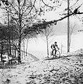 Cyclecrosswedstrijden op Duinhorst. Huldiging Brinkman (manch), Bestanddeelnr 934-5798.jpg