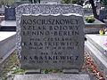 Czesław Karaśkiewicz - Jan Karaśkiewicz - Cmentarz Wojskowy na Powązkach (137).JPG