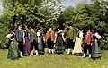 Día de los sajones 1914 bella época dresde.jpeg