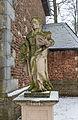 Dülmen, Skulptur an der Kreuzkapelle -- 2015 -- 4942.jpg