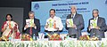 D.V. Sadananda Gowda releasing a brochure at the inauguration of the Legal Services schemes of National Legal Services Authority (NALSA) and a workshop on Actualisation.jpg