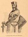D. Gualdim Pais, Mestre dos Templários - História de Portugal, popular e ilustrada.png