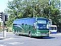 DEW 5S Volvo 9700, Dews of Somersham. Paralympic Games, Leyton. (8225428920).jpg