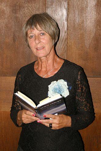 Doris Gercke - Doris Gercke at a reading of one of her novels, 2007
