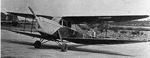De Havilland Hornet Moth - The second Hornet Moth