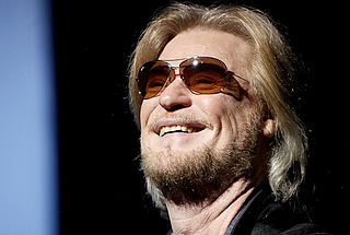 Daryl Hall American musician and lead vocalist of Hall & Oates