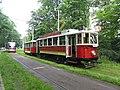 DPP tram line 91 at Výstaviště Holešovice 01.jpg