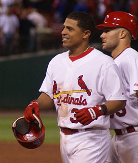 César Izturis retired Major League Baseball shortstop