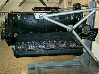 Daimler-Benz DB 601 German aircraft engine
