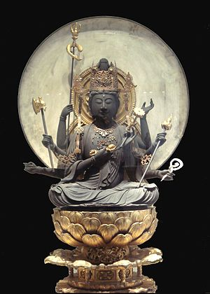 Mahapratisara - Daizuigu, Guimet Museum.