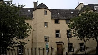 Dalry, Edinburgh - Dalry House is the oldest building in Dalry, built in 1661.