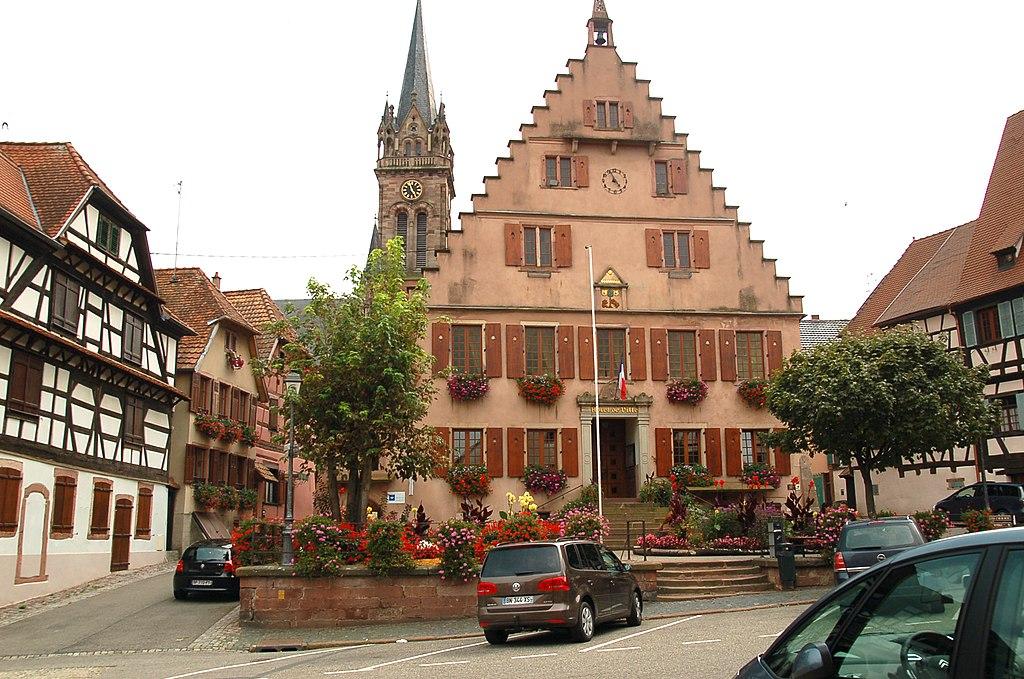 Hotel A Dambach La Ville