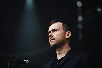 Gorillaz - Damon Albarn, co-creator of Gorillaz