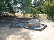 Dan Morgan grave.JPG
