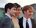 Daniel Radcliffe, Emma Watson & Rupert Grint colour.jpg