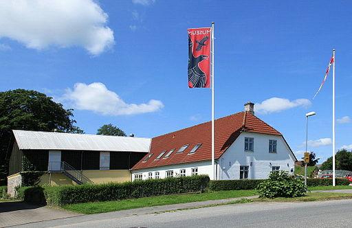 Dannewerk - Ochsenweg - Ochsenweg - Danevirke Museum 05 ies