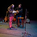 Danny Knicely Tim O'Brien Franklin Park Arts Center Round Hill VA February 2012.jpg