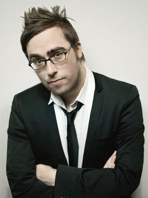 Danny Wallace (humorist) - Wallace in 2008