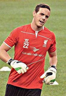 Danny Ward (Welsh footballer) Welsh association football player