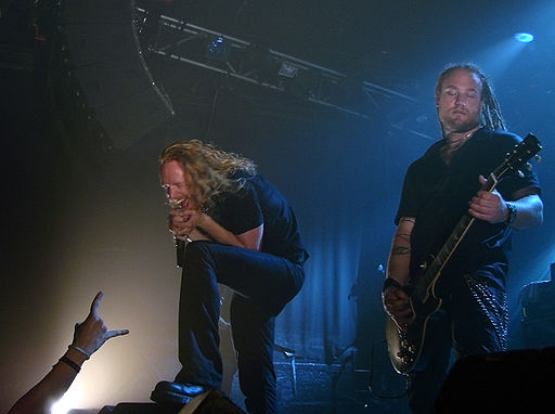 Dark Tranquillity Paris 281008 01