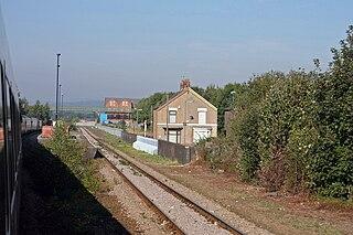 Darnall railway station