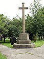 Darton Memorial Cross - geograph.org.uk - 477617.jpg