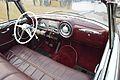 Dashboard - Pontiac - 1954 - 6 cyl - Kolkata 2013-01-13 2883.JPG