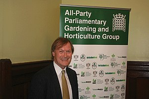 David Amess - Amess for Horticulture Week