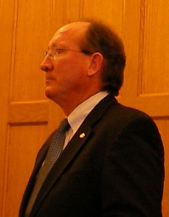 David Johnson (Iowa politician) - Johnson in 2008