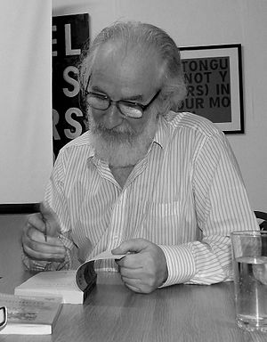 David Crystal at the Humber Mouth Festival 2009