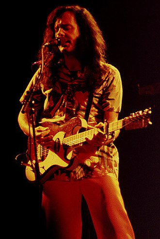 David Lindley (musician) - Lindley in Oslo, 1981